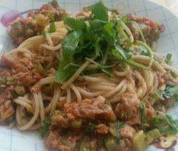 Posne špagete